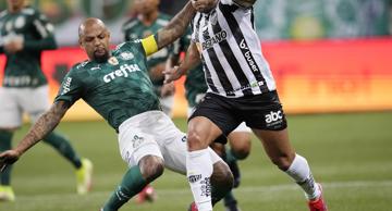 Palmeiras - Atletico Mineiro