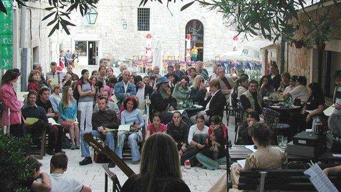 Festival Prix Marulić - slušanja na otvorenom