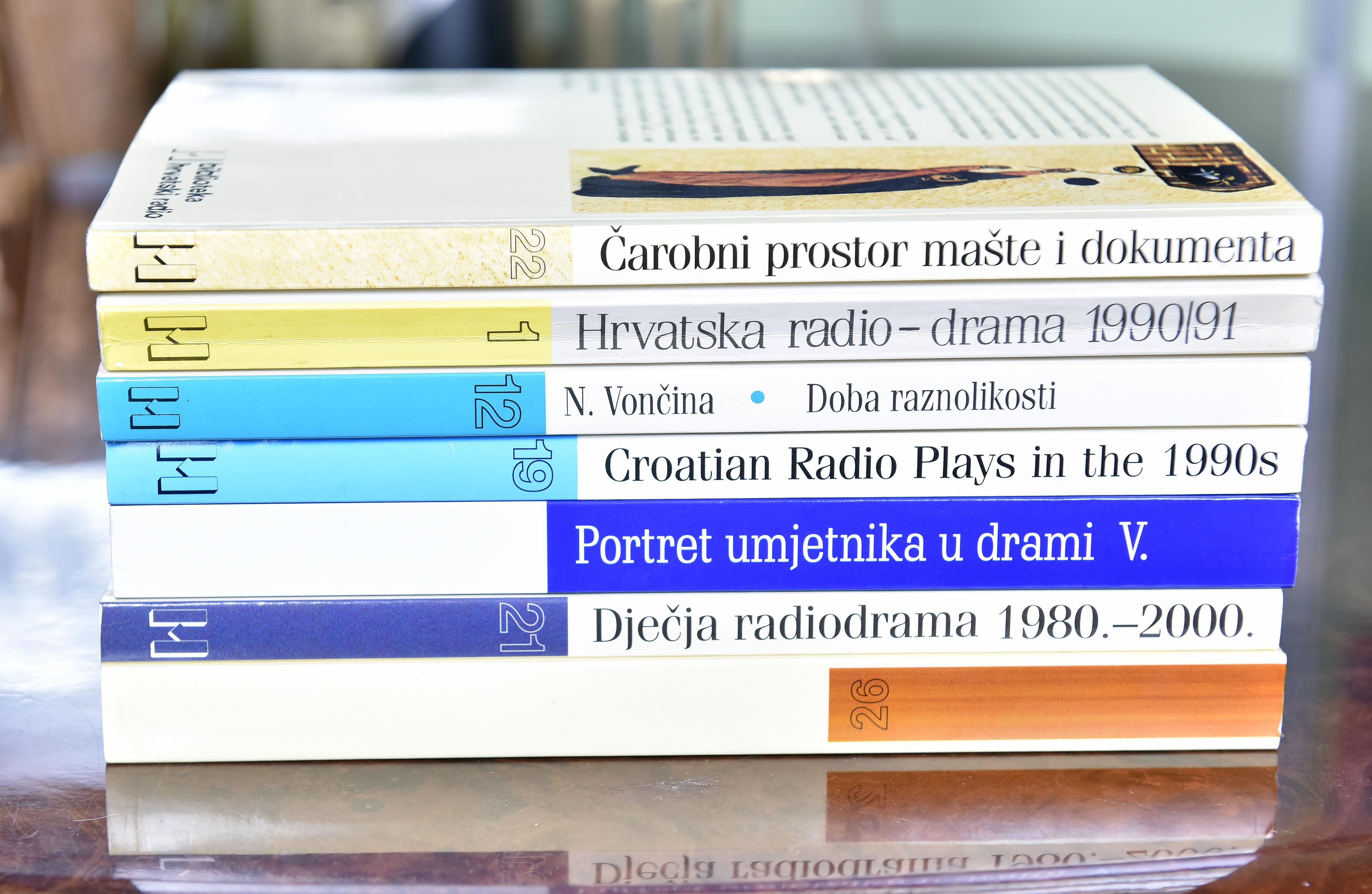 Izdanja biblioteke Hrvatski radio