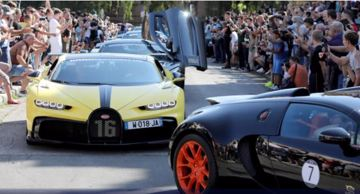 Supercar Owners Circle Treffen in Zagreb