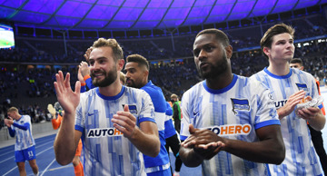 Hertha - Greuther Fuerth