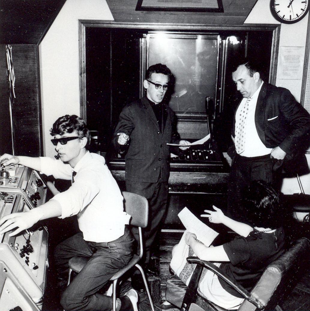 Snimanje radiodramske emisije