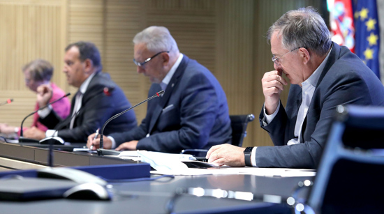 Meeting of the National Civil Protection Directorate