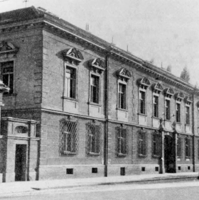 Zgrada Radija Zagreb u Vlaškoj ulici 116