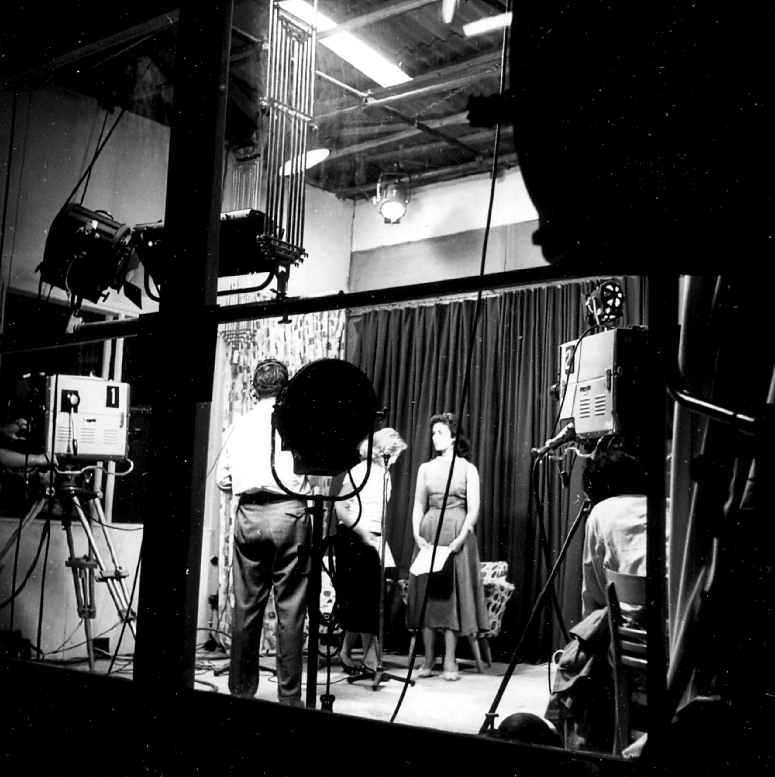 Audicija za spikere 1956.