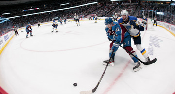 Colorado Avalanche - St. Louis Blues