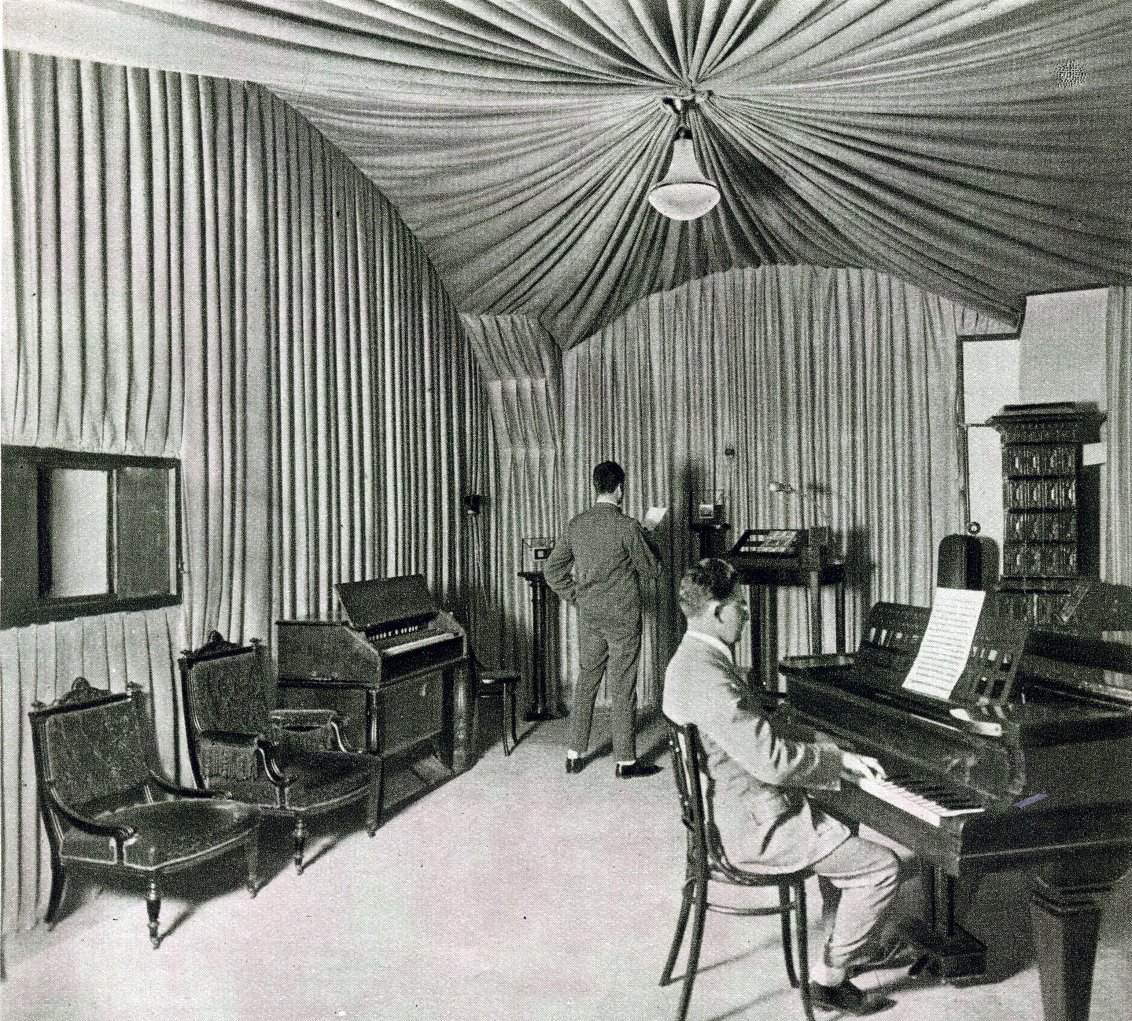 Studio Radio Zagreba