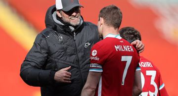 Juergen Klopp, James Milner