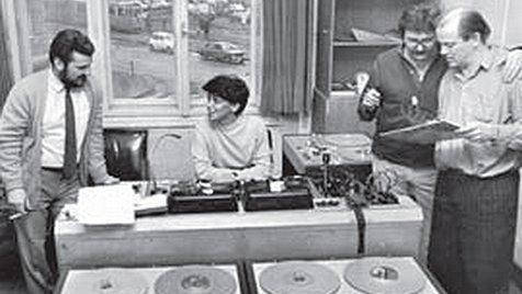 Povijest HRT-a - radio