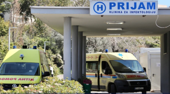 The Clinic for Infectious Diseases in Zagreb