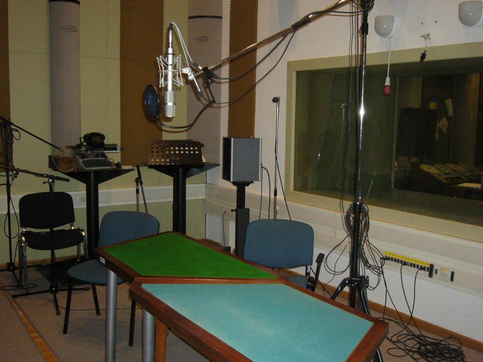 Radijski studio Prisavlje